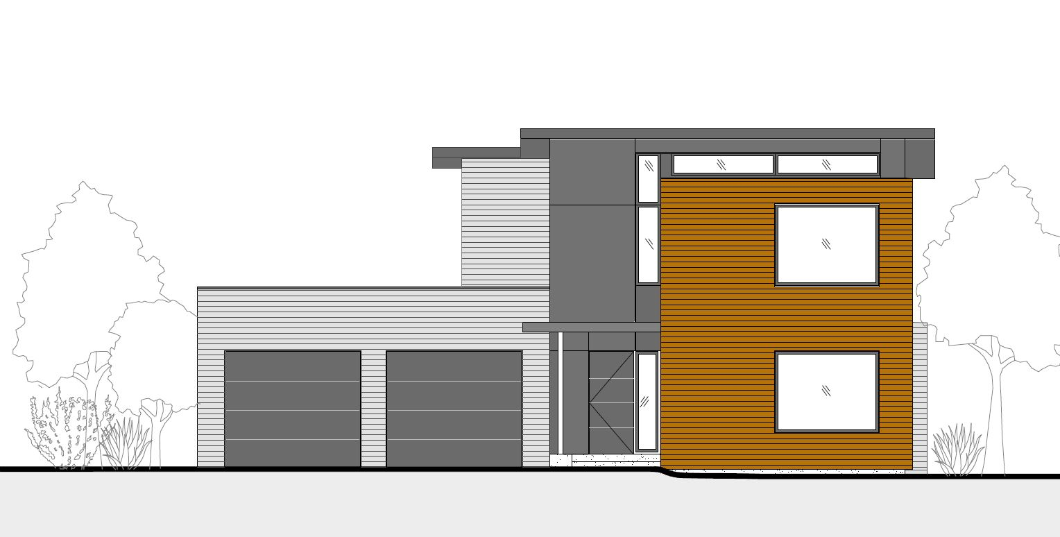 House Plan 1 Alternate C