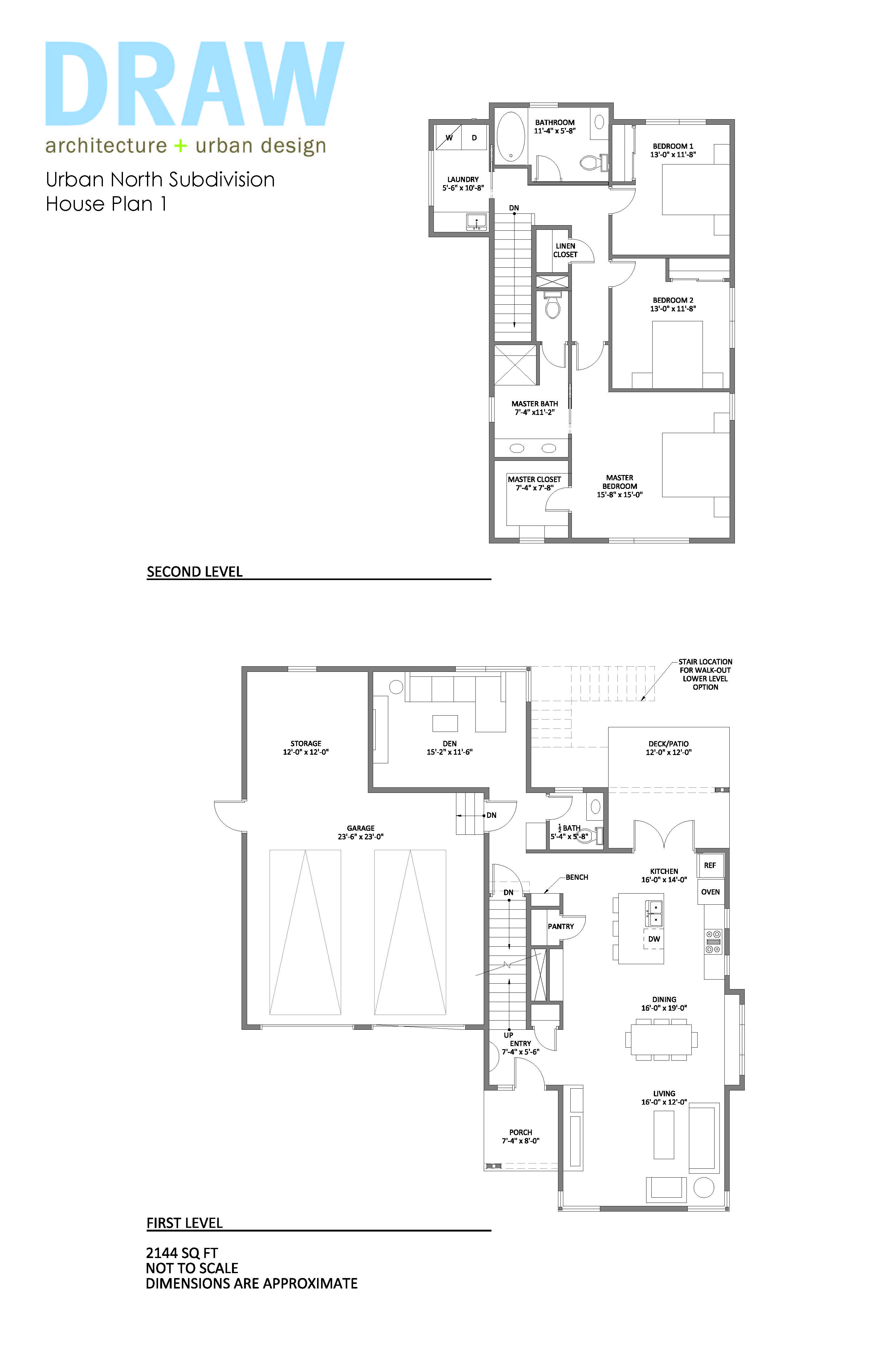 House plan 1 urban north kcmo 39 s new modern subdivision for New urbanism house plans