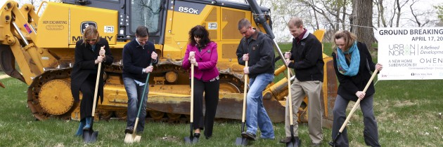 Official Ground Breaking