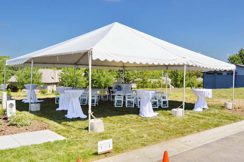 Model Home Grand Opening
