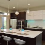 Model Home Kitchen