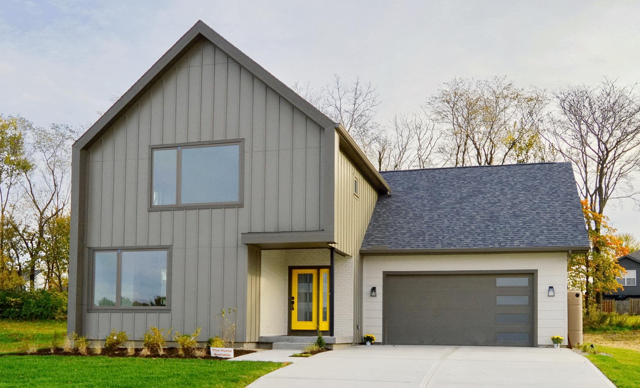 Lot 23 - Urban North, House Plan 1, Elevation A