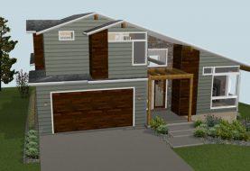 Urban North House Plan 6
