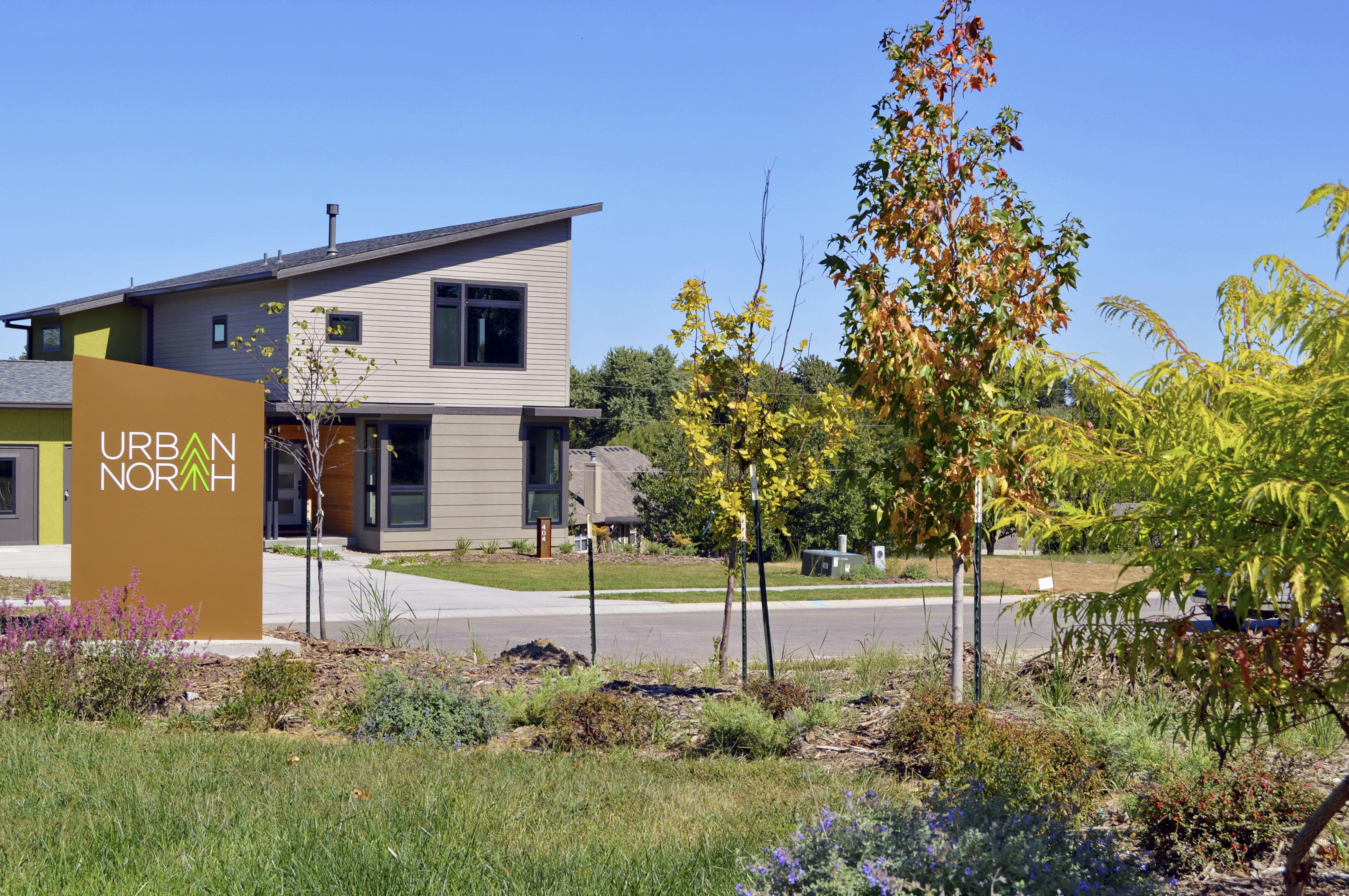 Home urban north kansas citys new modern subdivision