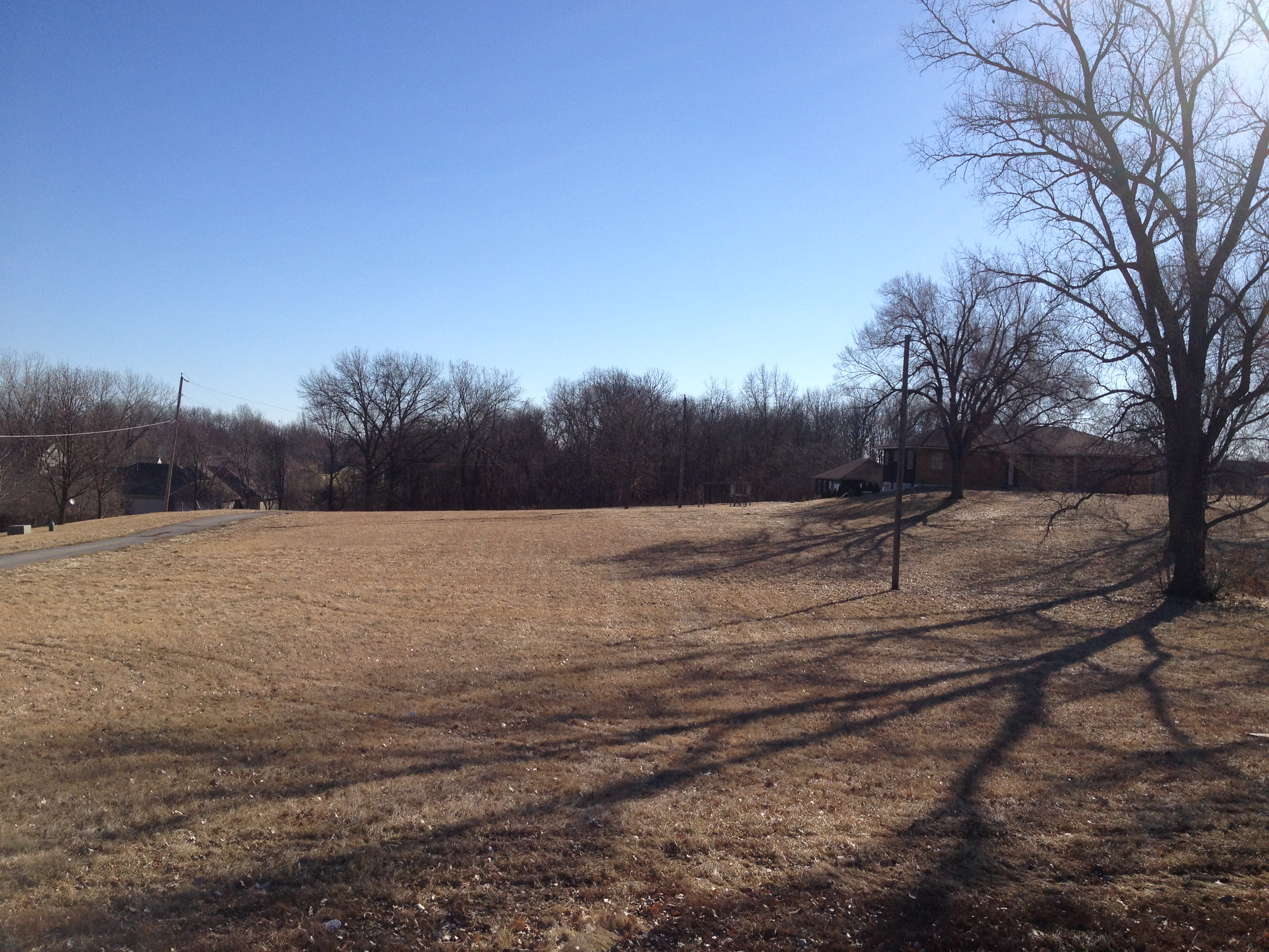 The future home of Urban North, a new modern and green subdivision.