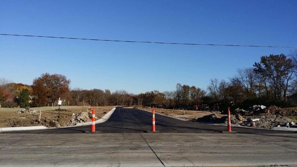 Urban North - Infrastructure progress picture